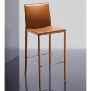 Margot Light Wood Barstool