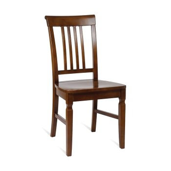 Marley Slatback Side Chair