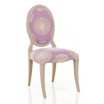 Matilde Patterned Upholstered Chair
