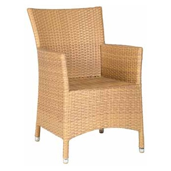 Mere Metal Frame Outdoor Chair