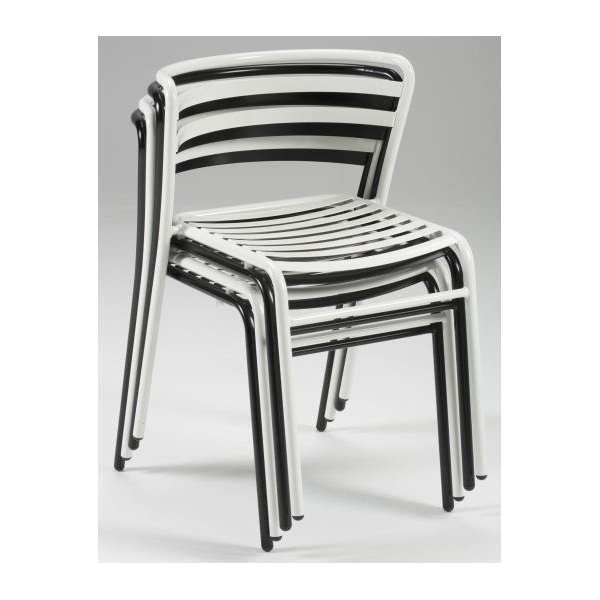 Metal EPC Coated Outdoor Chair from Ultimate Contract UK