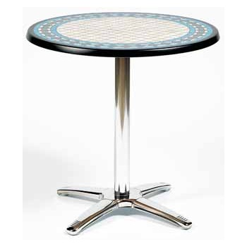 Mezzi Metal Table Base