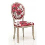 Miledi Patterened Upholstered Chair