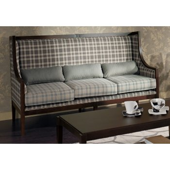 Miranda Patterned Classic 3 Seater Sofa