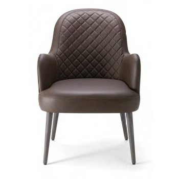 Moderno 04 High Back Armchair TE