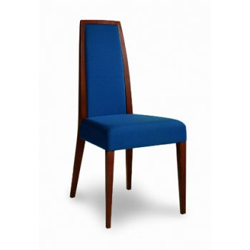 Montbel Collection Erminio Royal Blue Side Chair