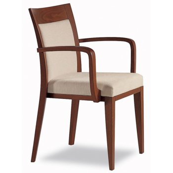 Montbel Collection Logica Light Wood Armchair 00922