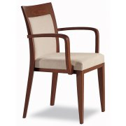 Logica Light Wood Armchair 00922