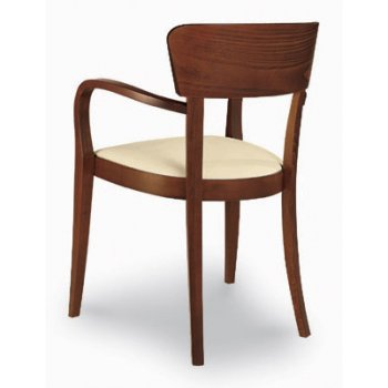 Montbel Collection Steffy Light Wood Armchair 00421