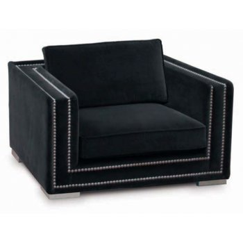 Nobel Upholstered Lounge Chair LRA