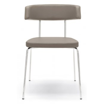Nordica Soft Light Upholstered Side Chair