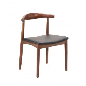 Oreo Side Chair Walnut GF