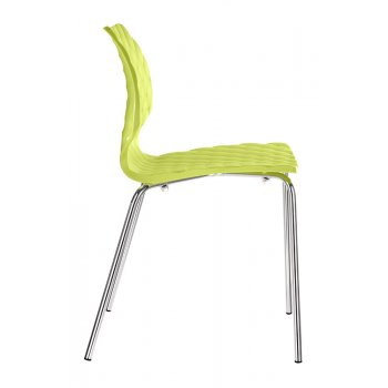 Pagina Lime Green Side Chair