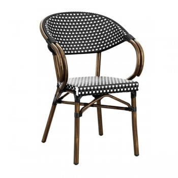 Paris Chair VS1 Black & White