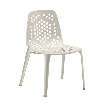 Pattern side chair