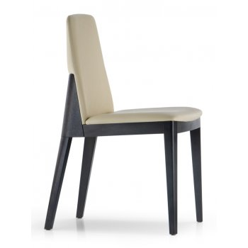 Pedrali Collection Allure Cream Side Chair 735 PED