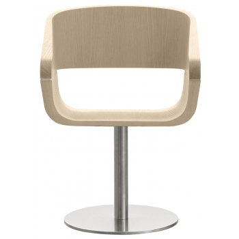 Pedrali Collection Apple Light Wood Armchair 764