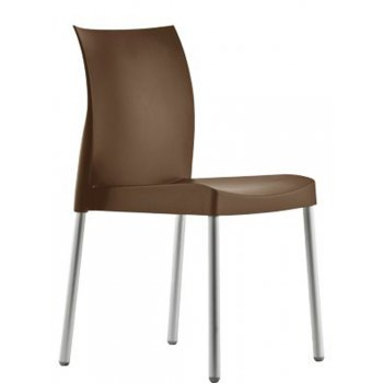 Pedrali Collection Ice 800 Plastic Side Chair