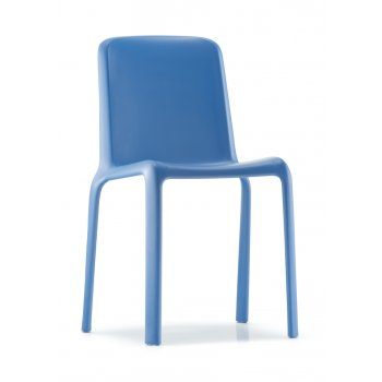 Pedrali Collection Snow 300 Injection Mould Side Chair