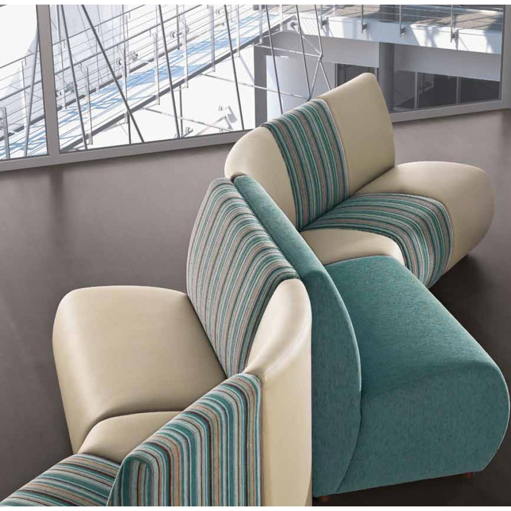 Pop80 Upholstered Choice Banquette From Ultimate Contract Uk