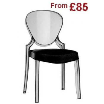 Queen 650 Side chair - Soft PED