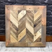 Reclaimed Pallets Table Top CB