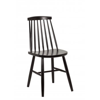 Rugano Side Chair Black GF