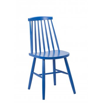 Rugano Side Chair Blue GF