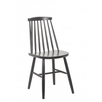 Rugano Side Chair Dark Grey GF