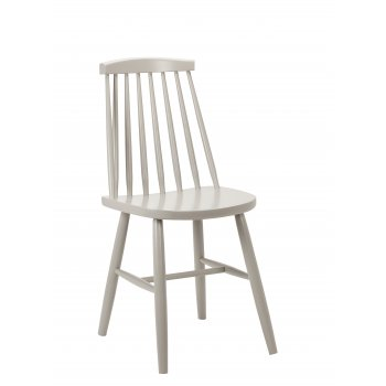 Rugano Side Chair Light Grey GF