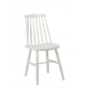 Rugano Side Chair White GF