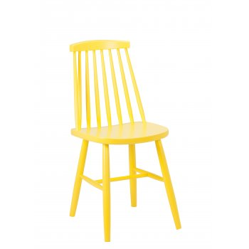 Rugano Side Chair Yellow GF
