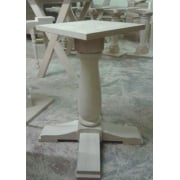 Rustic Table Base 3