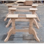 Rustic Table Base 4