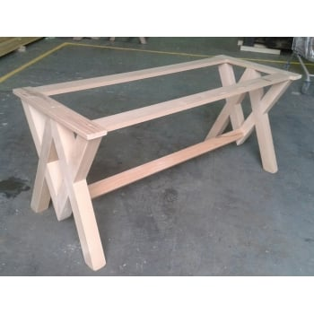 Rustic Table Base 6