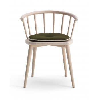 Scana Light Wood Side Chair