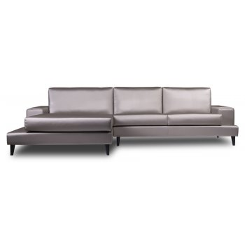 Shoot w/CHL Leather 3 Seater Sofa