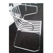 Shoreditch Galvanized Outdoor Chair