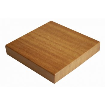 Solid Iroko Table Top