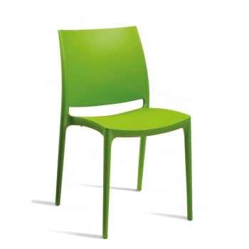 Stackable Outdoors S3 Side Chair ZT