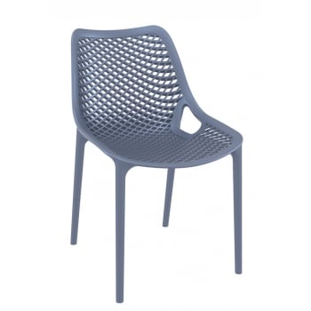Stackable Outdoors S5 Side Chair ZT