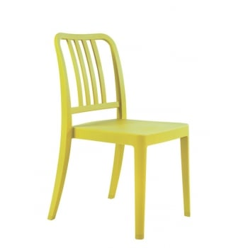 Stackable Outdoors S6 Side Chair ZT
