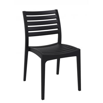 Stackable Outdoors S7 Side Chair ZT