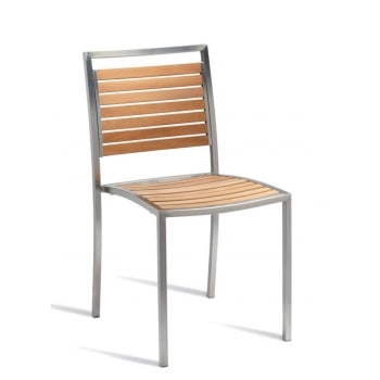 Stackable Outdoors S8 Side Chair ZT