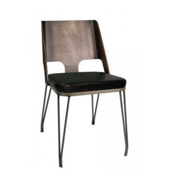 Strata Upholstered Side Chair ALU