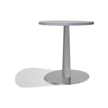 Tabby Round Column TV Table