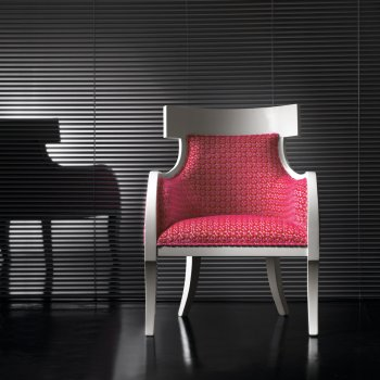 Taura Ruby Upholstered Armchair