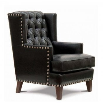 Teide Leather Upholstered Chair LRA