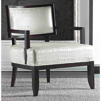 Transitional Armchair