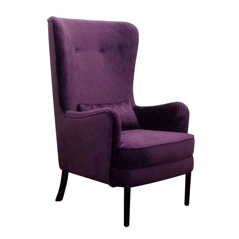 Tulip High Back Lounge Chair JMS from Ultimate Contract UK
